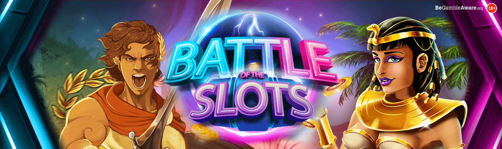 battle of the slots banner